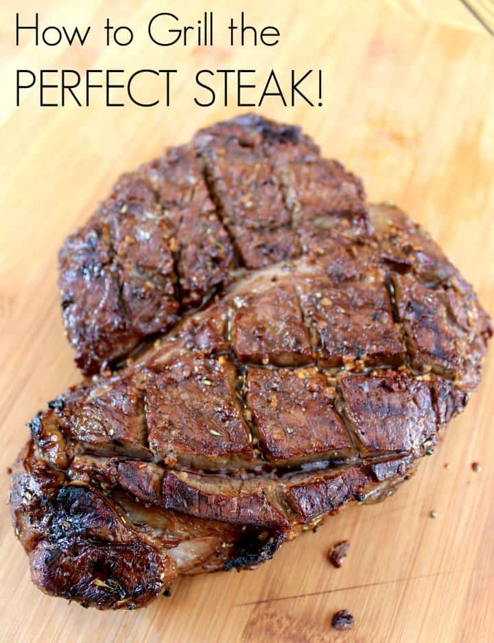 Best Ever Steak Marinade