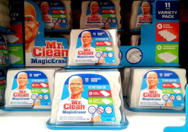 mr clean magic erasers at costco