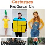 DIY Adult Halloween Costumes