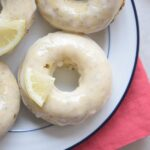 Lemon Poppyseed Donut Recipe