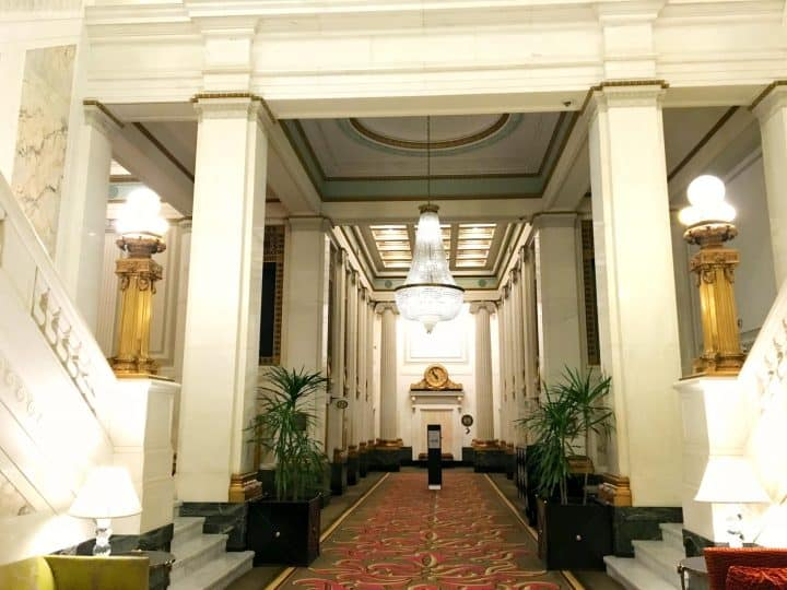 Baltimore Kimpton Monaco Hotel
