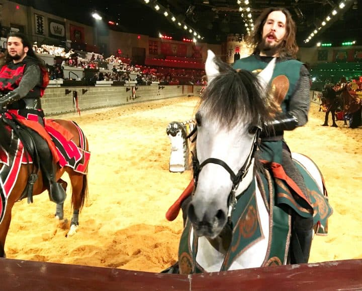 Visiting Medieval Times Baltimore