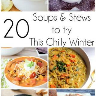 The best collection of soup and stew recipes for the whole family!