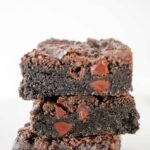 Easiest Fudge Brownie Recipe