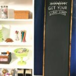 How to Make an Oversized Chalkboard