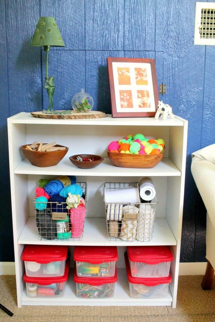 yarn storage