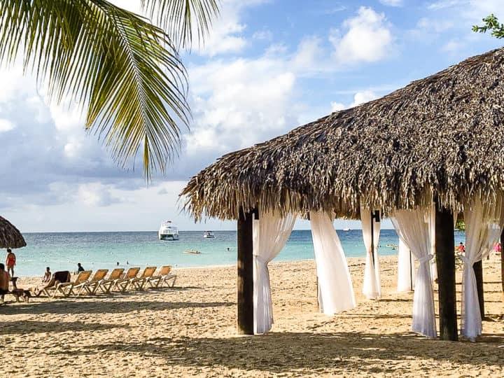 Beach Cabana Beaches Negril