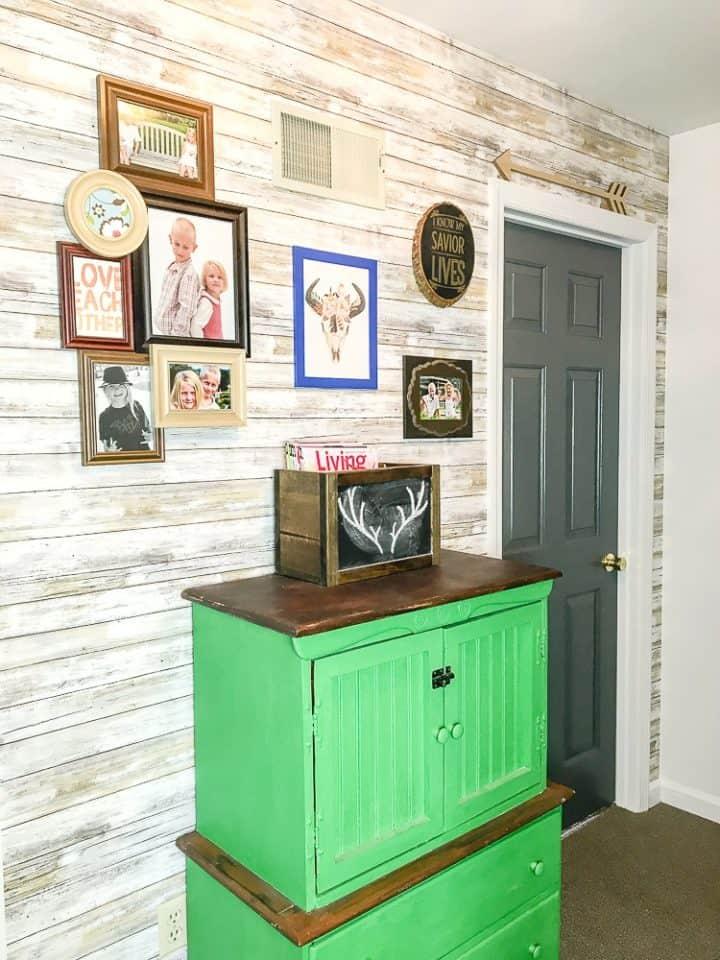 How to paint Dark Gray Painted Interior Doors_