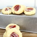Raspberry Thumbprint Cookie Recipe