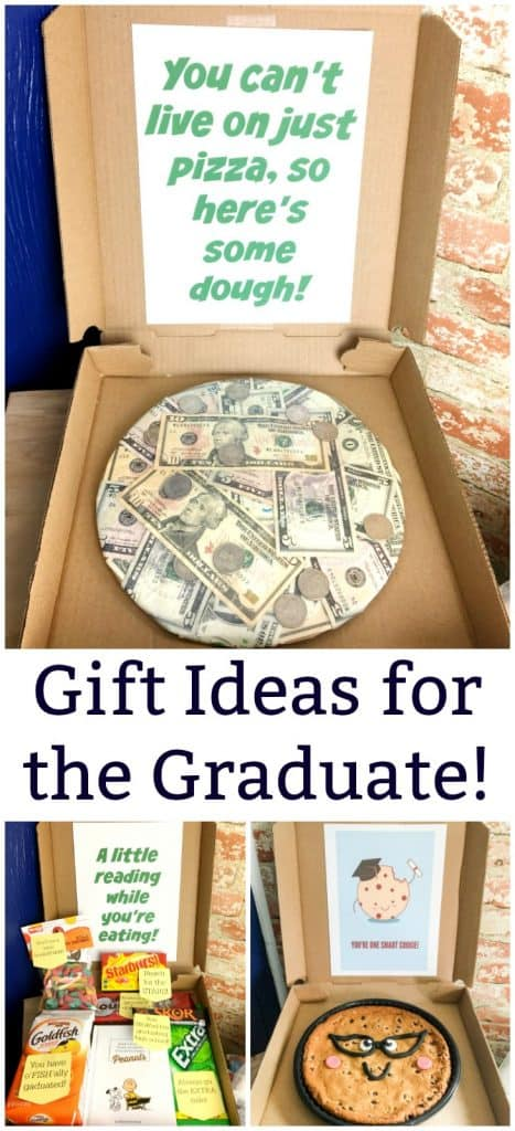 Creative gift ideas for a graduation