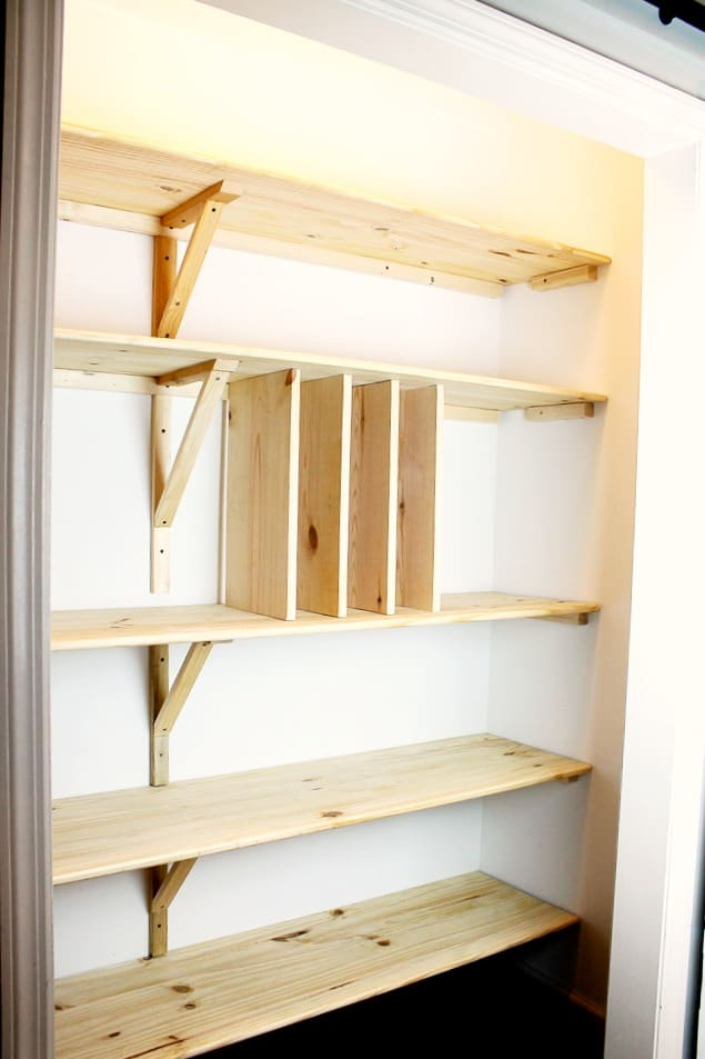 DIY Pantry remodel