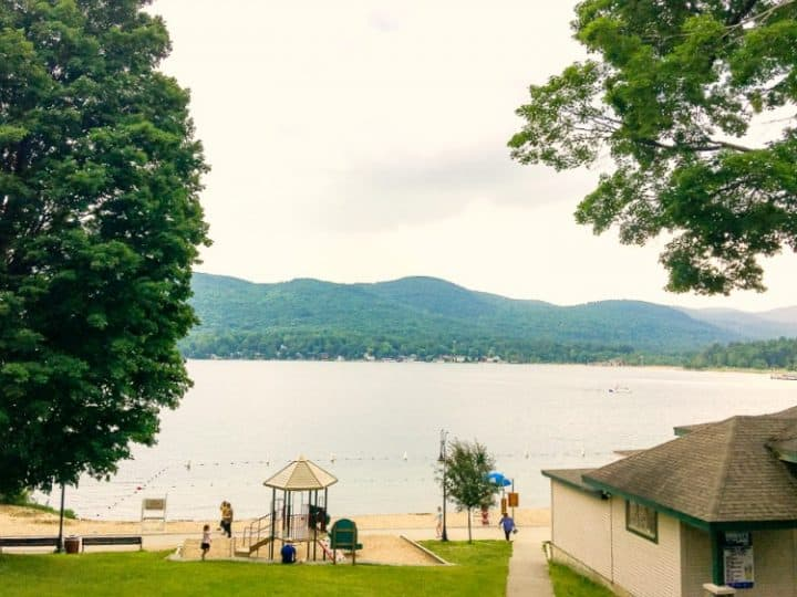 Free-things-to-do-in-Lake-George-free-public-beach-playground