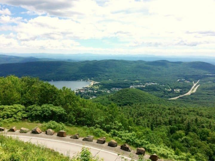 Free-things-to-do-in-Lake-George-hiking-Prospect-Mountain