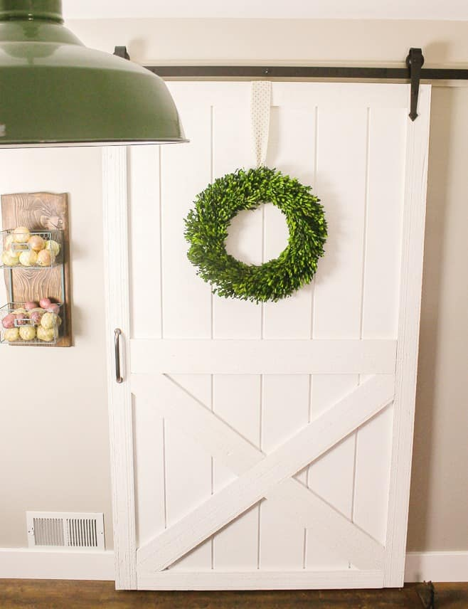 How To Make A Barn Door DIY