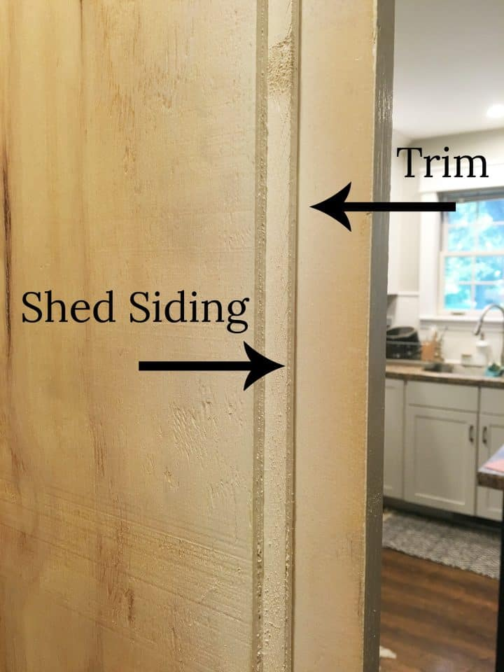 How to make an inexpensive barn door