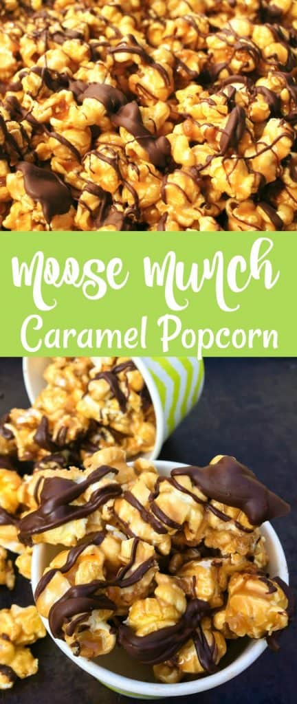 Moose Munch Caramel Popcorn Recipe