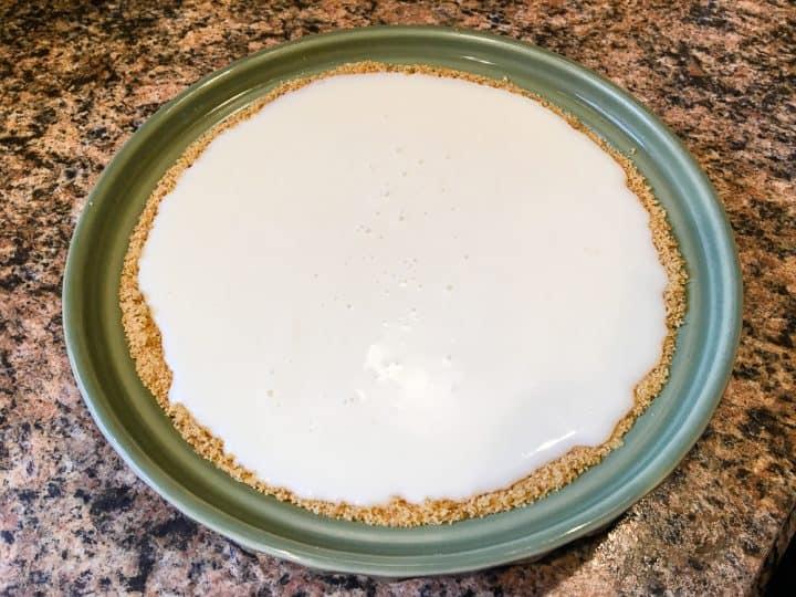 how to make a lemon ice box pie