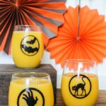 DIY Halloween Glasses