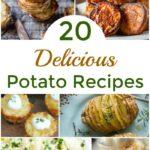 Easy Potato Recipes for Fall