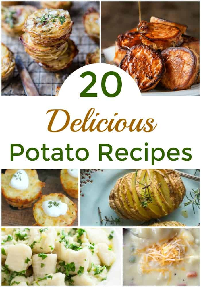 easy potato recipes for fall