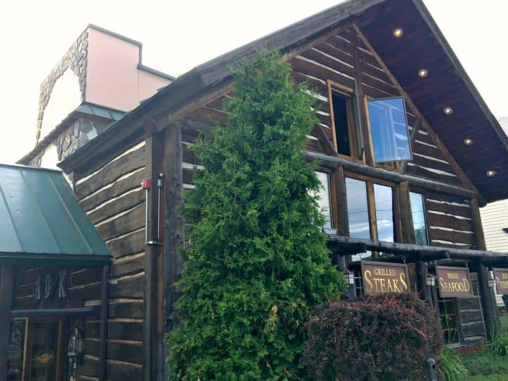 Adirondack Pub and Brewery Lake George NY