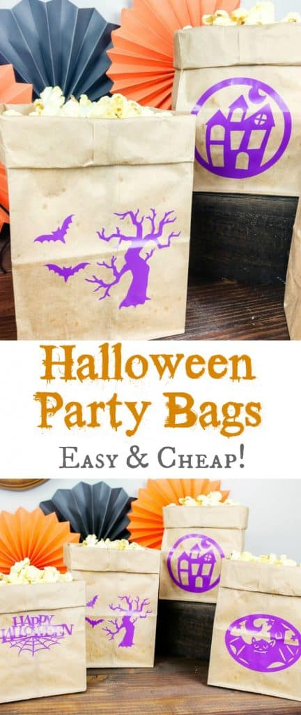 Halloween Party Bags for Kids' Party