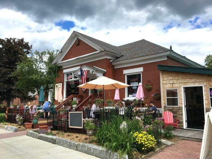 Lake George diner