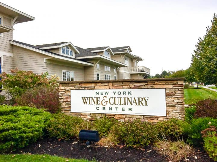New York Wine and Culinary Center