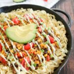 Cheesy Taco Pasta Recipe