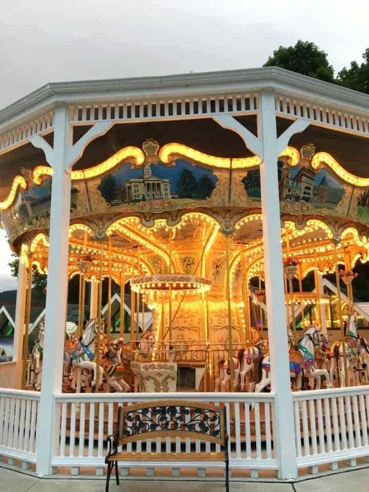 amusement park Lake George NY
