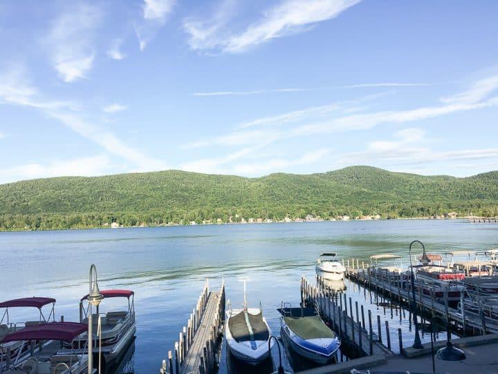boat rentals Lake George NY_