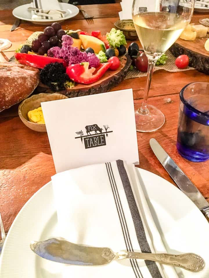 farm to table dining in finger lakes NY