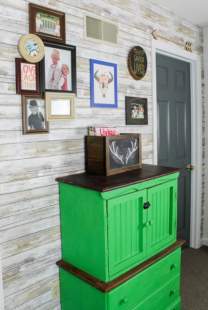 painted stained furniture