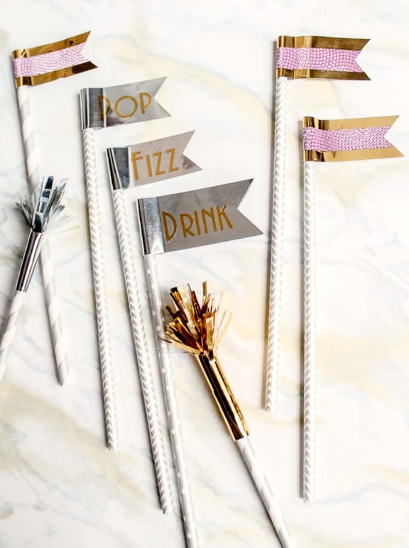 Drink Stirrers DIY