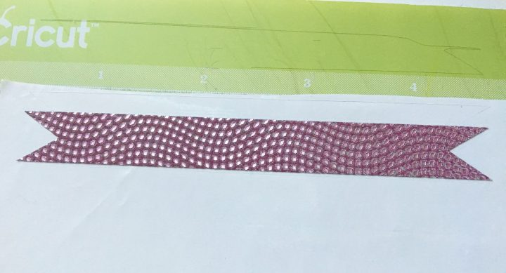 How to cut Duck tape texture with Cricut