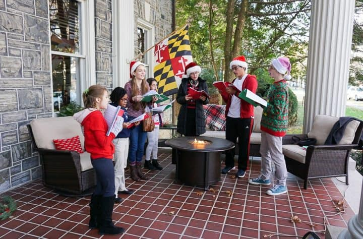 carollers Frederick MD