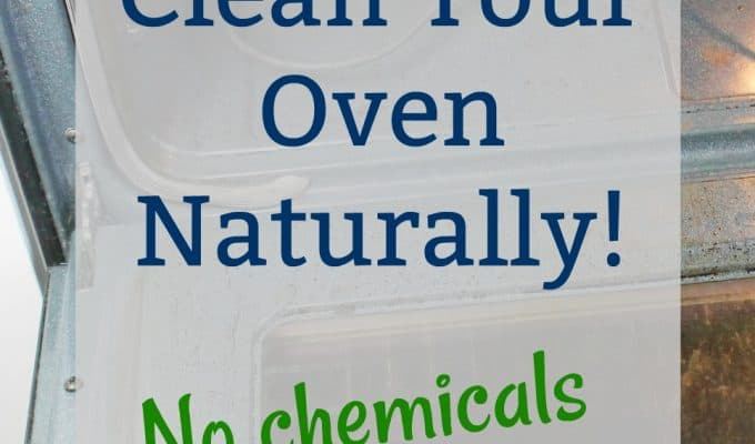 Best Natural Way to Clean Ovens