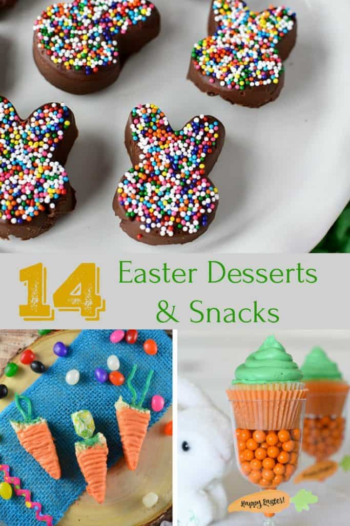 Easy Easter Dessert Recipes