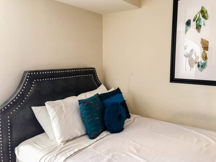 Philadelphia Rittenhouse Square Homeaway vacation rental bedrooms