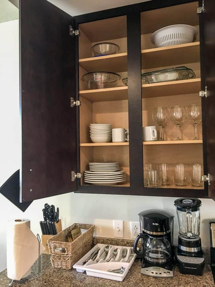 Philadelphia Rittenhouse Square Homeaway vacation rental kitchen amenities