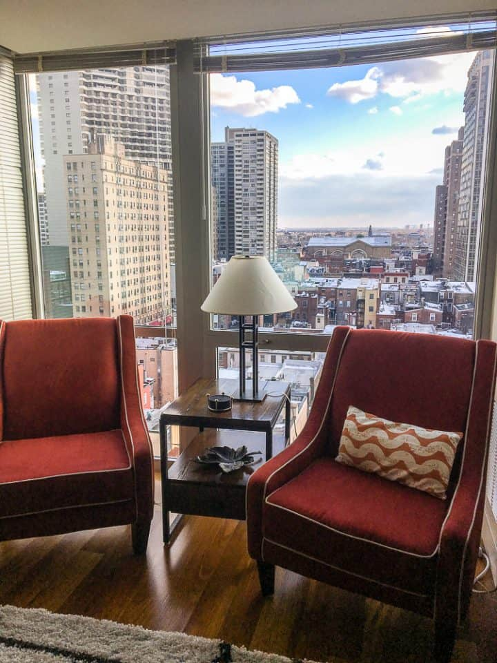 Philadelphia vacation rental options Rittenhouse Square