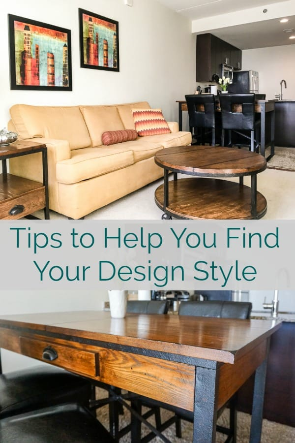 Tips to Help You Find Your Design Style