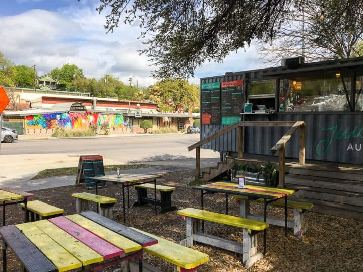 Food Trucks in Austin Texas
