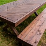 Easiest Way to Stain a Wood Table