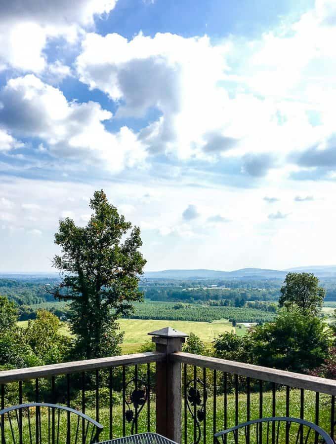 winery tour Gettysburg PA