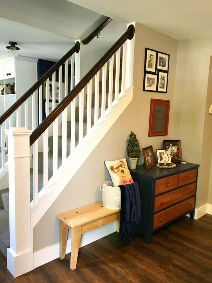 Open Staircase Idea