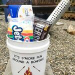 S'mores Camping Bucket Kit