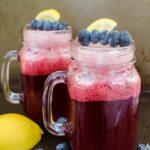 Blueberry Lemonade with Vodka Recipe