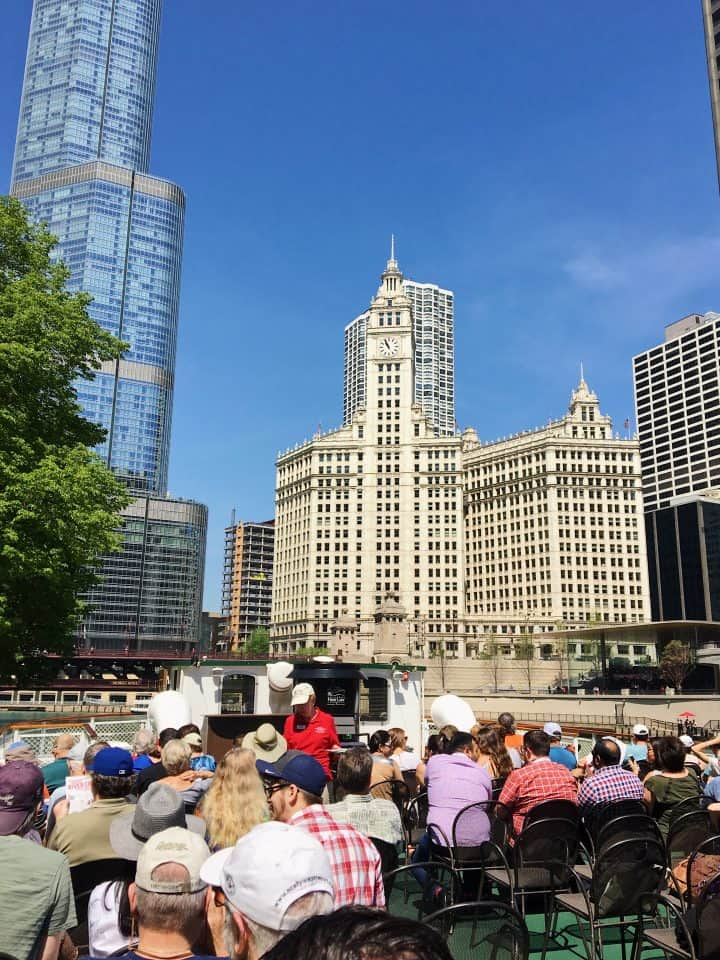 Chicago Architecture Boat Tour First Lady Cruises boats