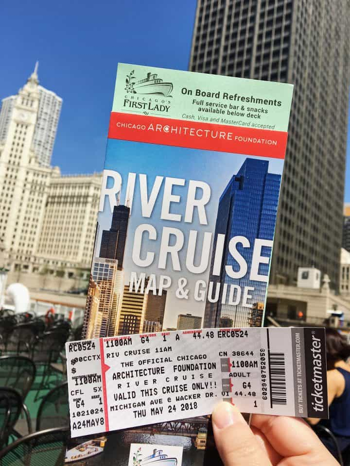 Chicago Architecture Boat Tour how to buy tickets